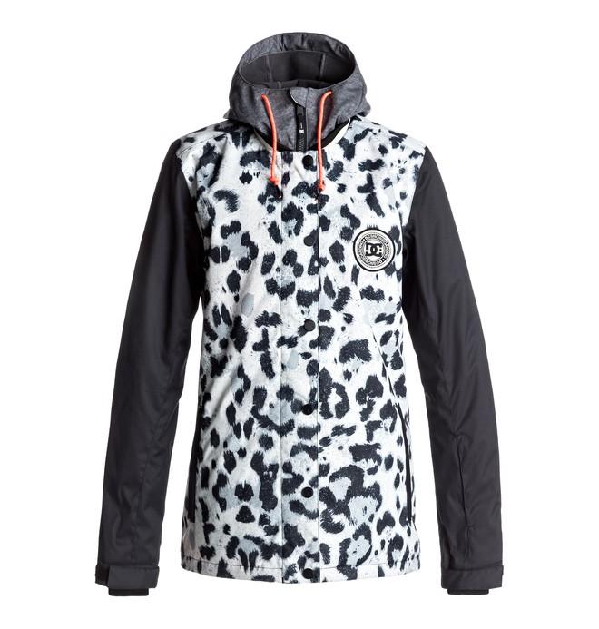 0 DCLA - Snow Jacket White EDJTJ03027 DC Shoes