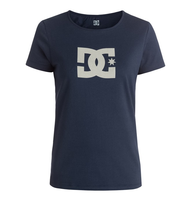 0 Star - T-Shirt Blue EDJZT03067 DC Shoes