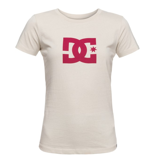 0 Star - T-Shirt Grau EDJZT03084 DC Shoes