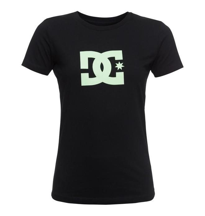 0 Star - T-Shirt Schwarz EDJZT03084 DC Shoes