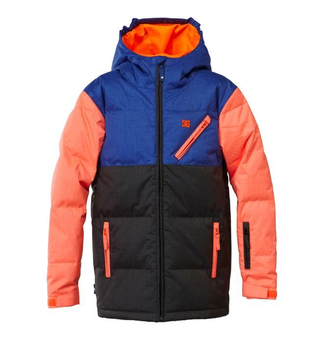 0 Boy's Noise Snow Jacket Purple EDKTJ00000 DC Shoes