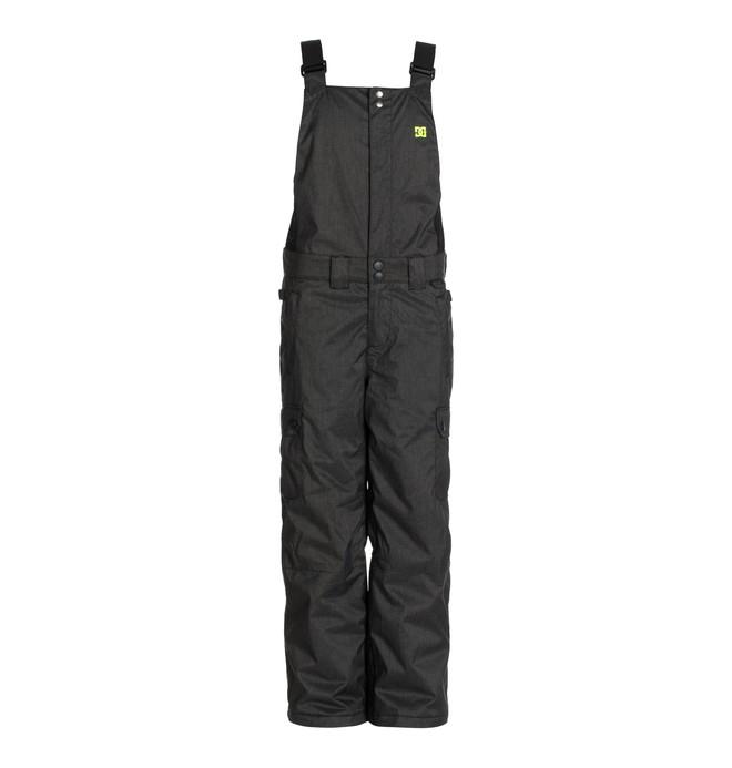 0 Boy's  Playground Snow Pants Black EDKTP00000 DC Shoes