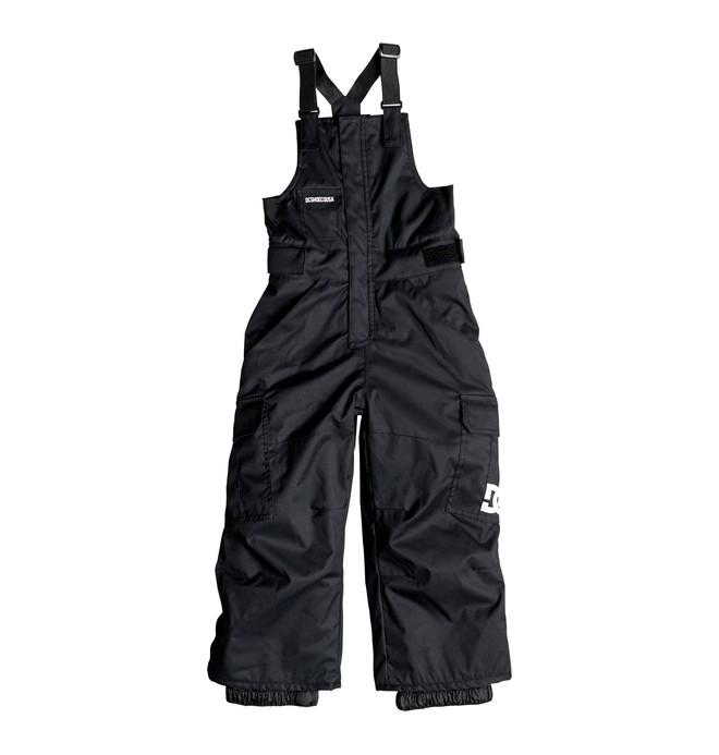 0 Daredevil - Bib Snow Pants Black EDKTP03002 DC Shoes