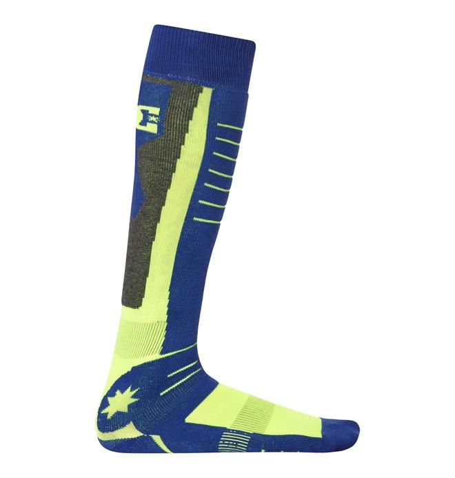 0 Men's Cirque 15 Snow Socks  EDYAA00030 DC Shoes