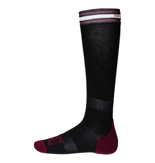 0 Men's Apache Light 15 Snow Socks  EDYAA00032 DC Shoes