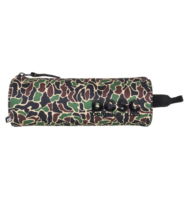 0 Tank - Pencil Case Brown EDYAA03123 DC Shoes