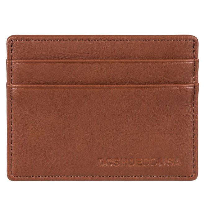 0 Men's Hold It Card Holder Wallet  EDYAA03126 DC Shoes