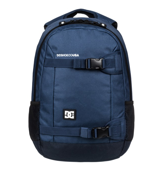 0 Grind - Medium Skatepack Blue EDYBP03083 DC Shoes