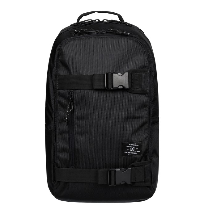 0 DC Carryall - Medium Skatepack Black EDYBP03085 DC Shoes