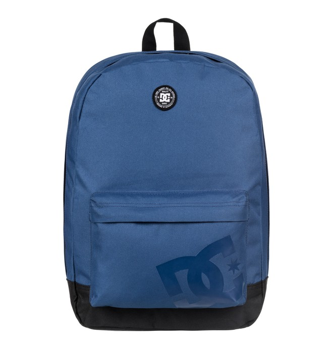 0 Backstack 18.5L - Mochila Mediana Azul EDYBP03129 DC Shoes