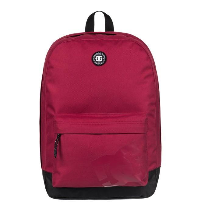 0 Рюкзак среднего размера Backstack 18.5L Красный EDYBP03129 DC Shoes