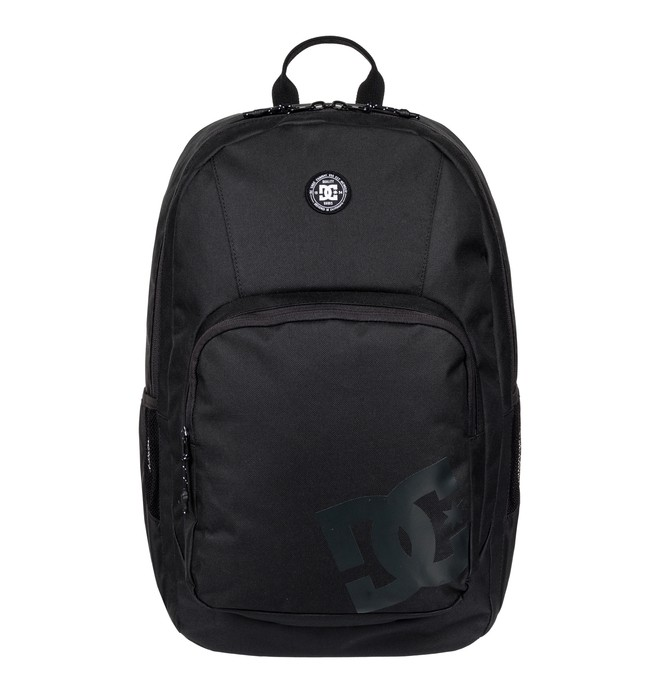 0 The Locker 23L - Mochila Mediana Negro EDYBP03133 DC Shoes