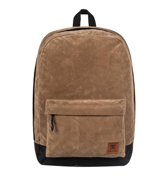 0 Backstack Fabric 18.5L - Sac à dos moyen Marron EDYBP03134 DC Shoes