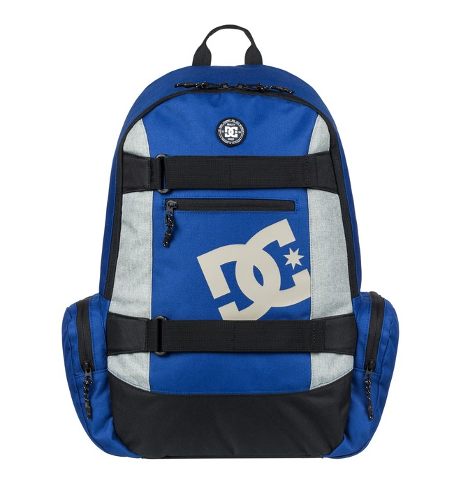 0 The Breed 26L - Medium Backpack Blue EDYBP03135 DC Shoes