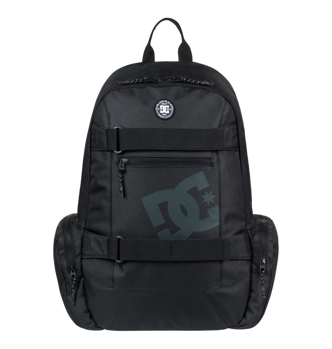 0 The Breed 26L - Medium Backpack Black EDYBP03135 DC Shoes