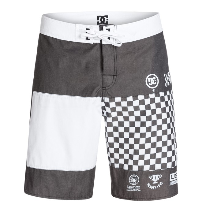0 Men's Route 82 Boardshorts  EDYBS03019 DC Shoes
