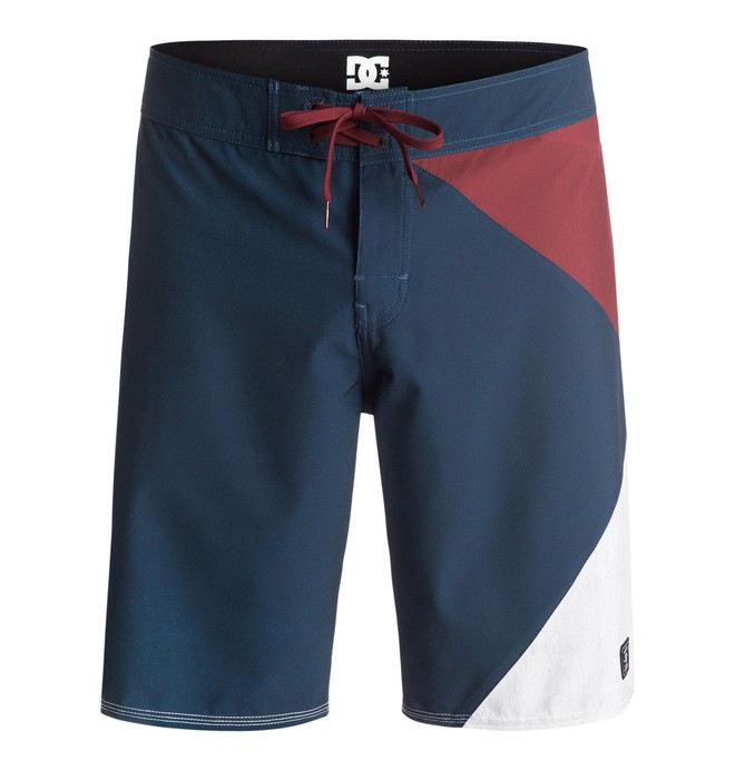 """0 Ripcurrent 20"""" - Board Shorts Blue EDYBS03031 DC Shoes"""