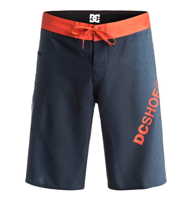 """0 Chilled Vibe 22"""" - Board Shorts Blue EDYBS03034 DC Shoes"""