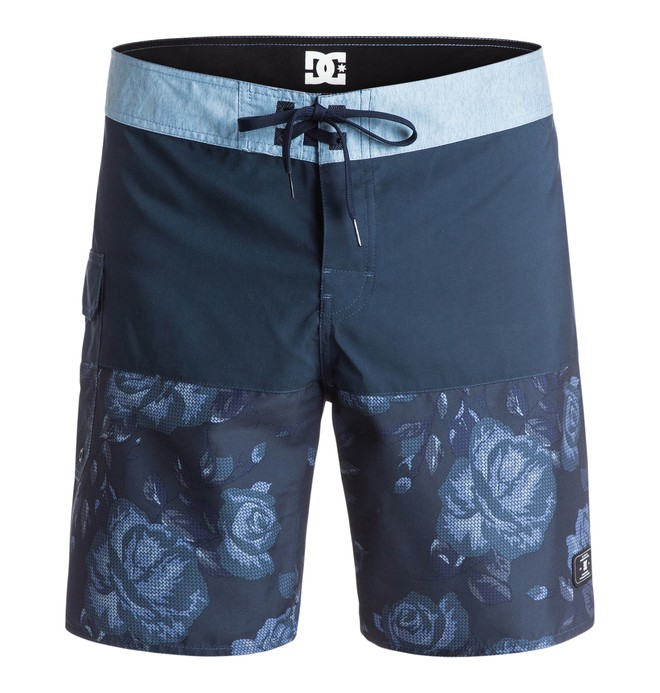 "0 Seasmoke 18"" - Board Shorts Black EDYBS03035 DC Shoes"