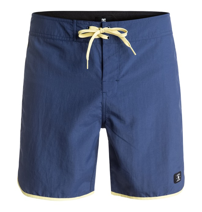 "0 Burlison 17"" - Board Shorts Azul EDYBS03050 DC Shoes"