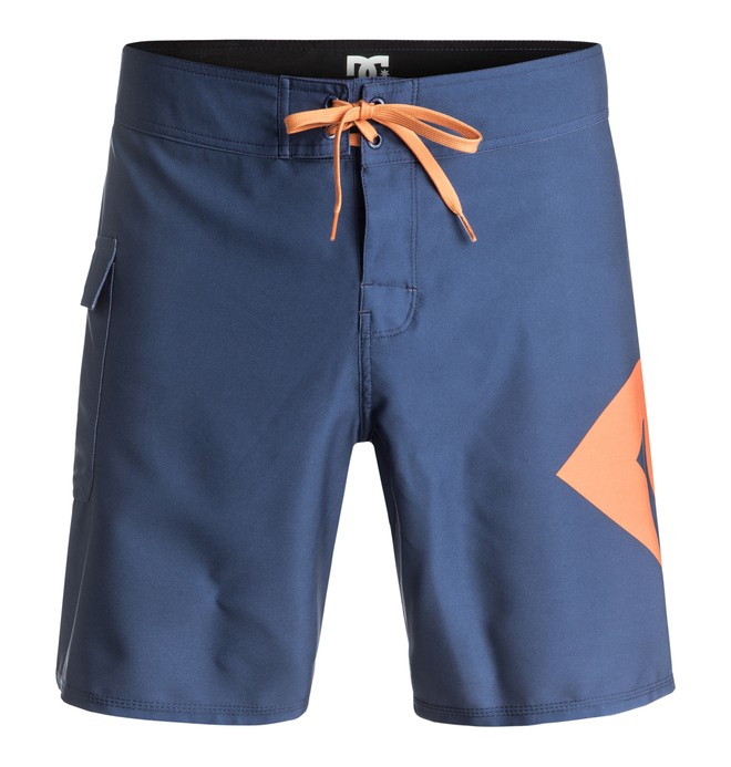 "0 Lanai 18"" - Board Shorts Azul EDYBS03057 DC Shoes"