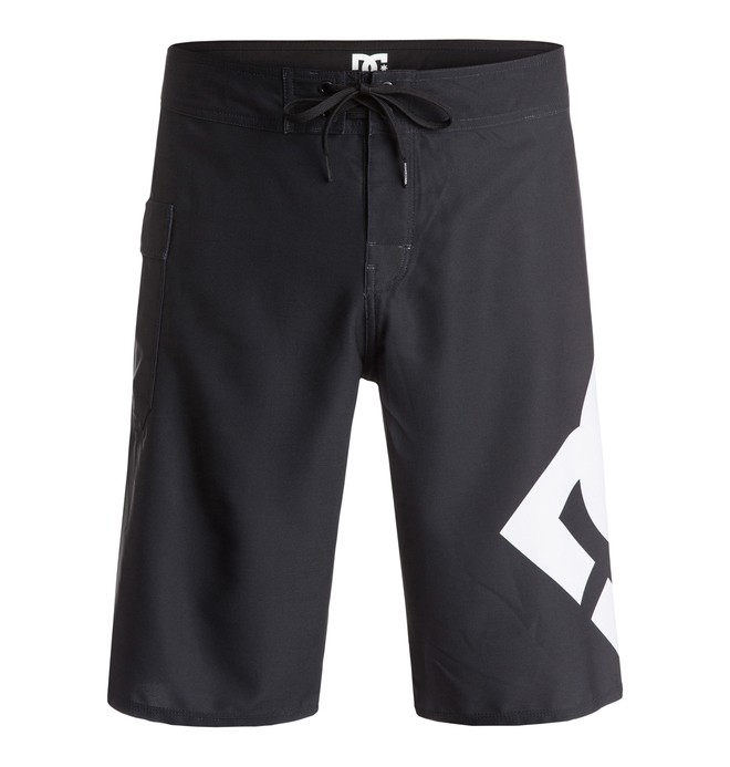 "0 Men's Lanai 22"" Boardshorts Black EDYBS03058 DC Shoes"