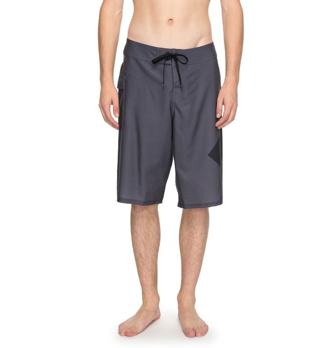 "0 Men's Lanai 22"" Boardshorts Black EDYBS03058 DC Shoes"