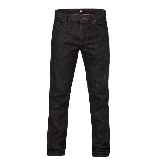 Worker Slim Black Rinse 32 EDYDP03019