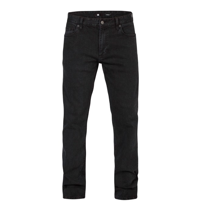 """0 Worker Slim Washed 32"""" Inseam Jeans  EDYDP03022 DC Shoes"""