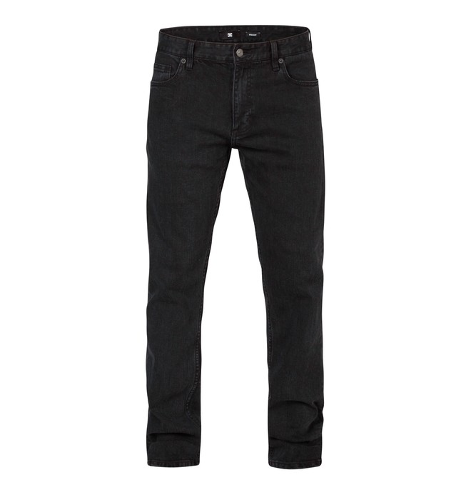 """0 Worker Slim Washed 30"""" Inseam Jeans  EDYDP03043 DC Shoes"""
