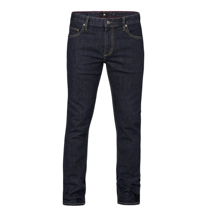 "0 Worker Slim 30"" Inseam Jeans  EDYDP03047 DC Shoes"