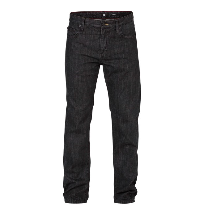 "0 Worker Straight 30"" Inseam Jeans  EDYDP03049 DC Shoes"