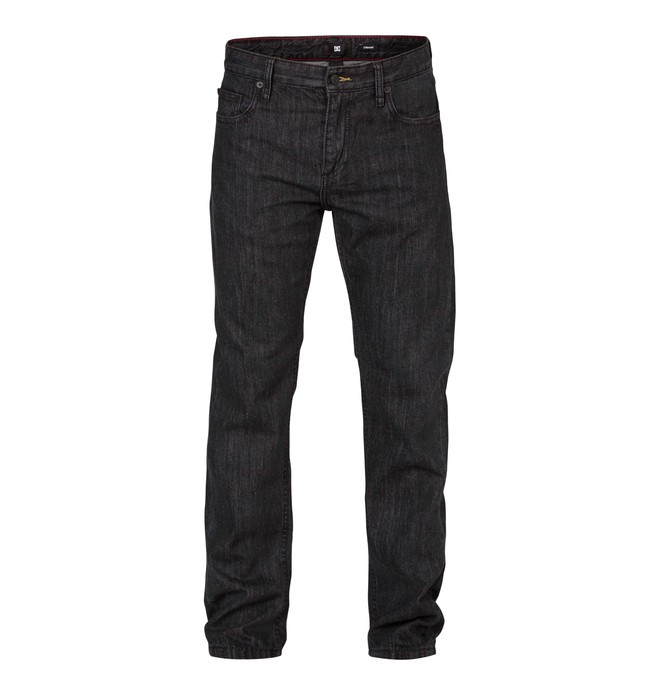 "0 Worker Straight 34"" Inseam Jeans  EDYDP03050 DC Shoes"