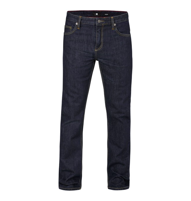 "0 Worker Straight 34"" Inseam Jeans  EDYDP03055 DC Shoes"