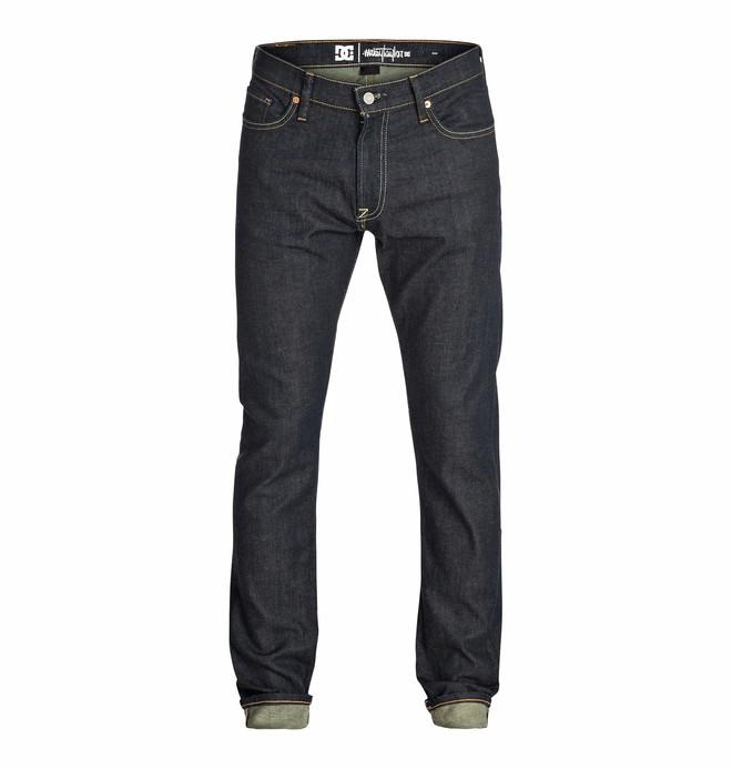 0 Men's Taylor Oxnard Jean Resin 32 Jeans  EDYDP03067 DC Shoes