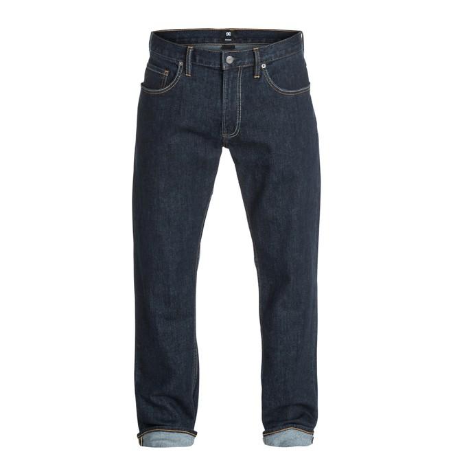 "0 Men's Worker Roomy 32"" Jeans  EDYDP03070 DC Shoes"