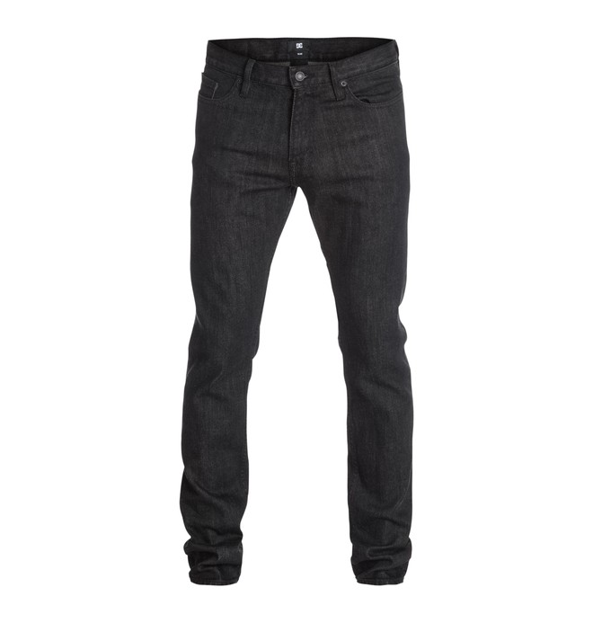 "0 Men's Worker Basic 32"" Slim Fit Jeans  EDYDP03078 DC Shoes"