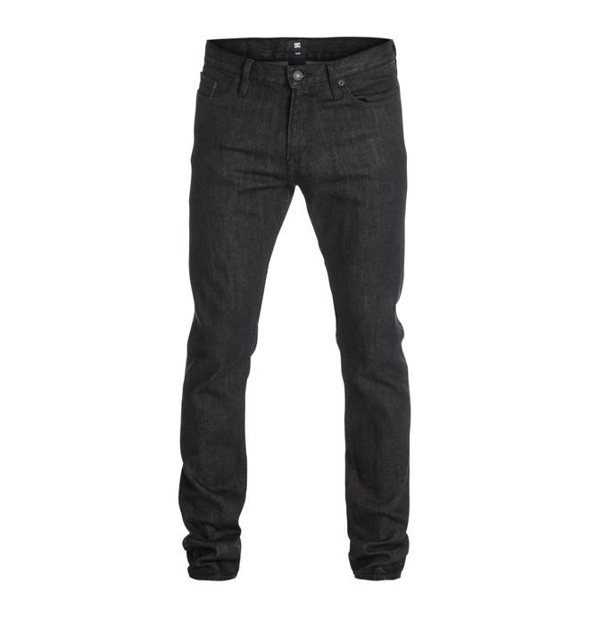 "0 Men's Worker Basic Slim Fit 34"" Jeans  EDYDP03122 DC Shoes"