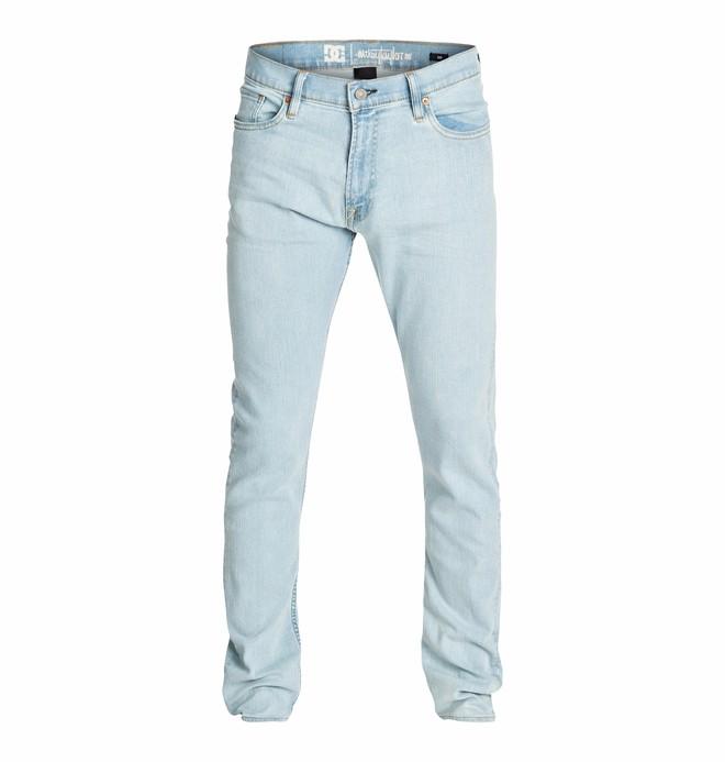 0 Men's Mikey Oxnard Jean Stone 32 Jeans  EDYDP03136 DC Shoes
