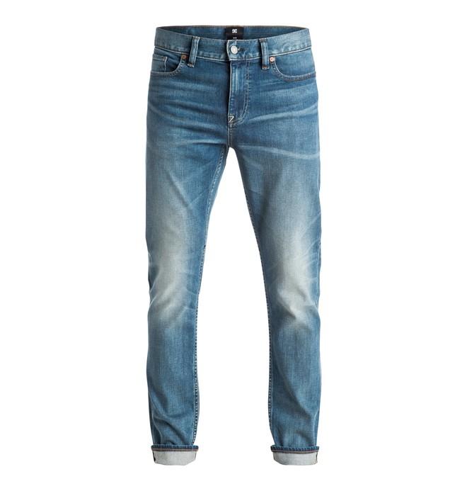 "0 Washed Slim Fit 32"" - Jeans  EDYDP03200 DC Shoes"