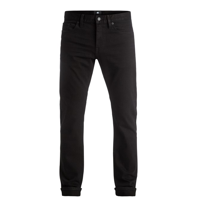 0 Worker Rinse - Jean coupe slim  EDYDP03301 DC Shoes