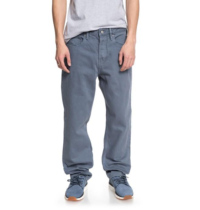 0 Worker - Jean ample Bleu EDYDP03356 DC Shoes