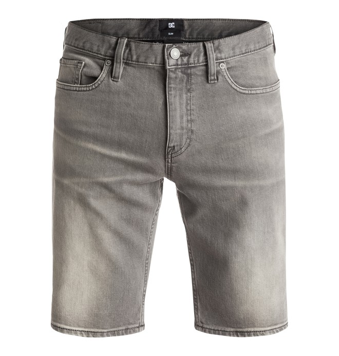 0 Washed Slim - Denim Shorts  EDYDS03007 DC Shoes