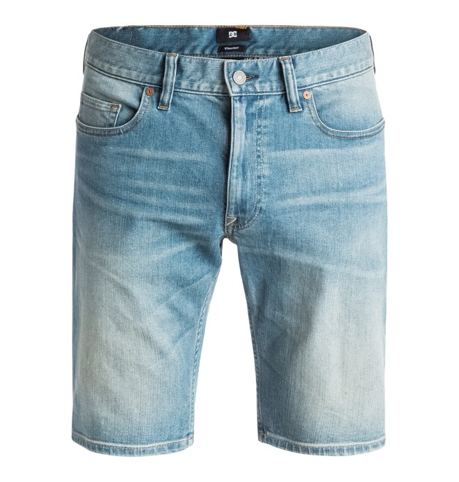 0 Washed Straight - Denim Shorts  EDYDS03009 DC Shoes
