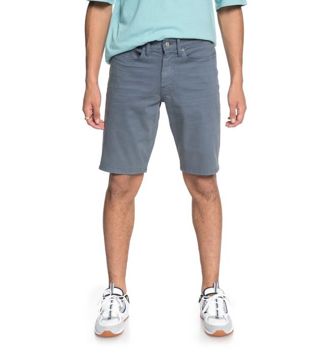 0 Sumner - Short en denim Bleu EDYDS03032 DC Shoes