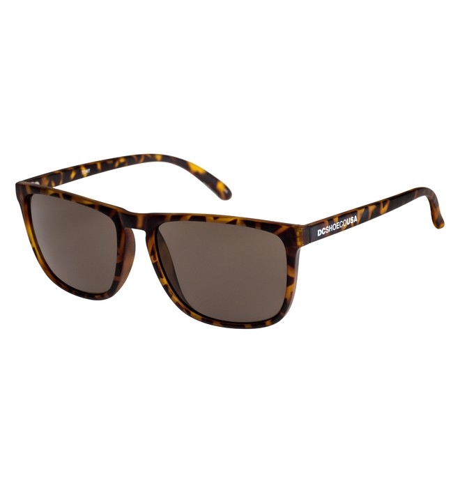 0 DC Shades - Sunglasses Brown EDYEY03003 DC Shoes