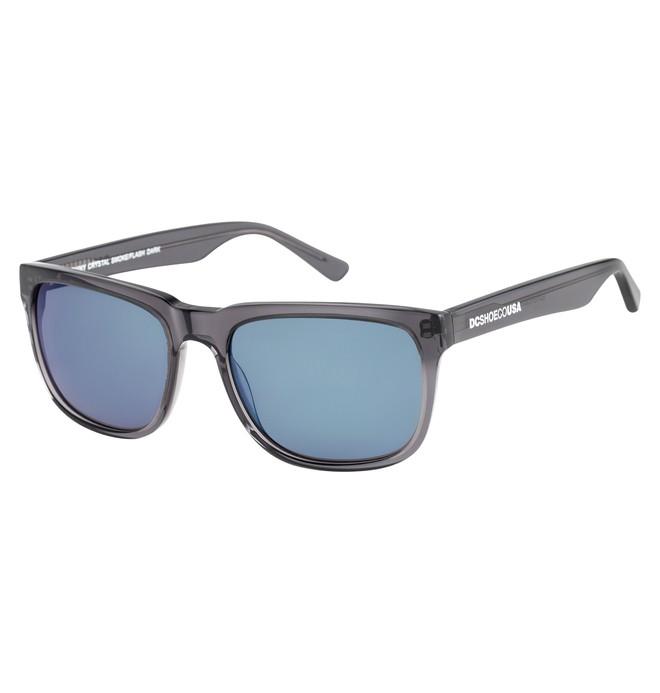 0 DC Shades - Sunglasses Gray EDYEY03005 DC Shoes
