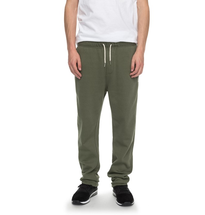 0 Rebel - Pantalon de jogging Vert EDYFB03012 DC Shoes