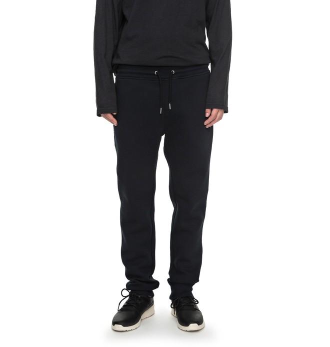0 Ellis - Pantalon de jogging Noir EDYFB03041 DC Shoes