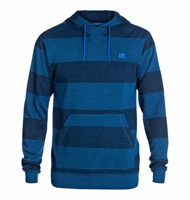 0 Men's Rebel Stripe Sweatshirt  EDYFT03075 DC Shoes